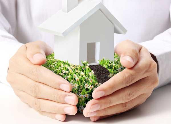 Как оформить землю под домом