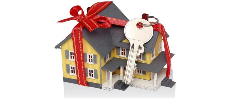 Дарственная на дом с земельным участком