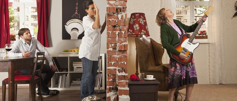 В квартирах жилых домов запрещается устраивать