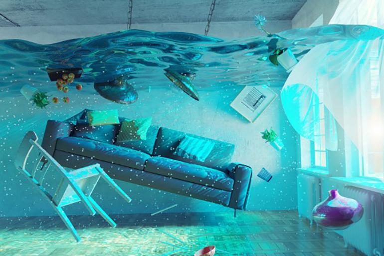 потоп квартиры