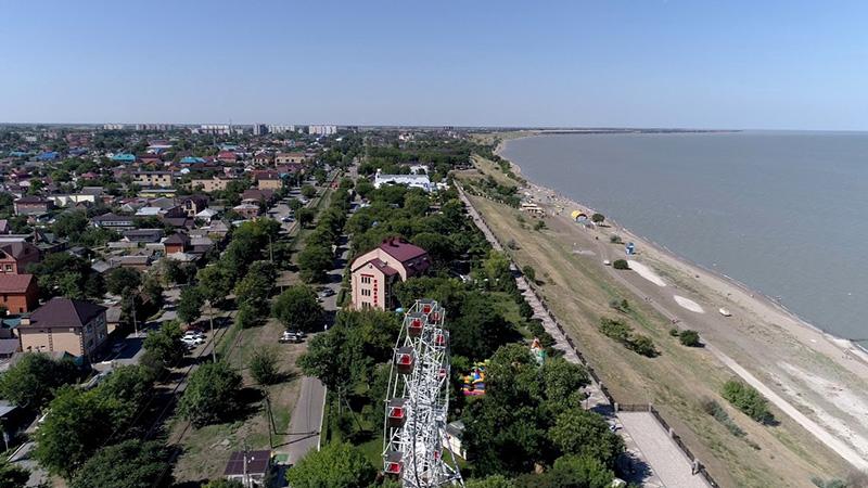 Дом в Ейске на берегу Азовского моря
