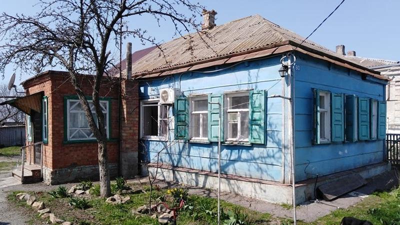 Дом а Воронцовке