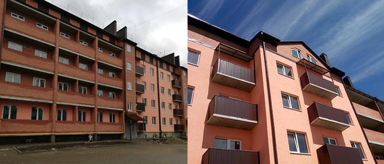 Квартиры на улице Красной