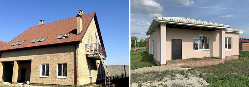 Дома в Аксайском направление