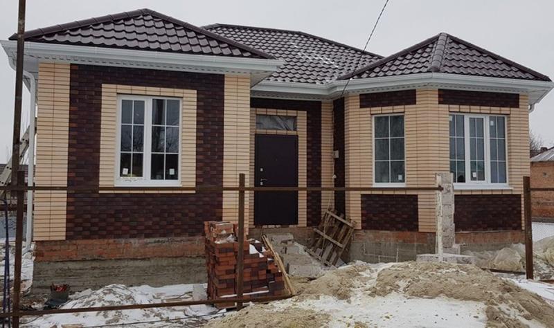Дом в пригороде Ростова-на-Дону
