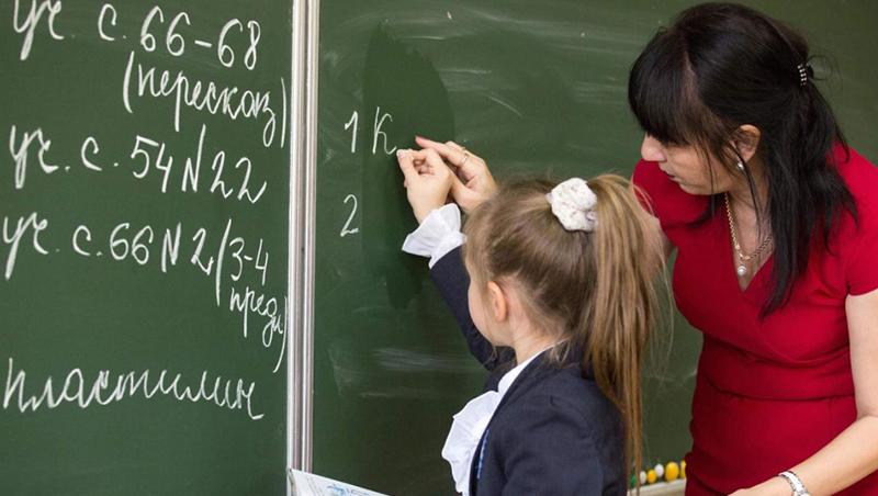 Учитель младших классов